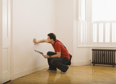 How To Remove Oil Stains From A Wall With Pictures Ehow