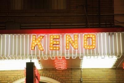 Golden keno tricks