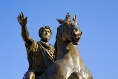 Roman Emperors are an example of authoritarian rulers.