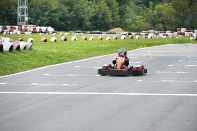 Thinking of starting a go-kart business?