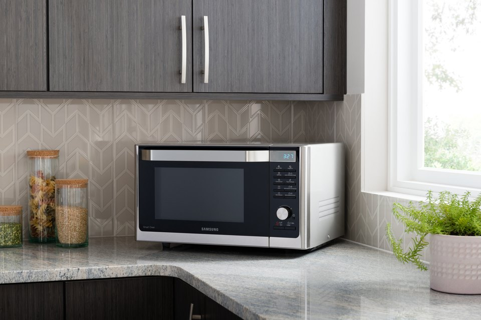 Kitchen Microwave Placement Options Tech Life Samsung