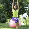 How to Inflate a Fitball Fitness Ball