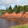 Camping in Prince Edward Island National Park