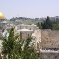 Sightseeing in Jerusalem, Israel