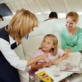 How to Keep Kids' Ears From Popping on an Airline Flight
