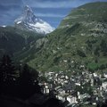 Hiking From Eiger to Matterhorn, Switzerland