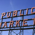 Hotels on Pike Place, Seattle, Washington
