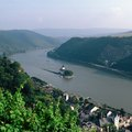 The Rhine River Weather in October