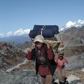 Backpacking on Mount Everest