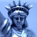 What Do the Seven Spikes on the Statue of Liberty's Crown Represent?