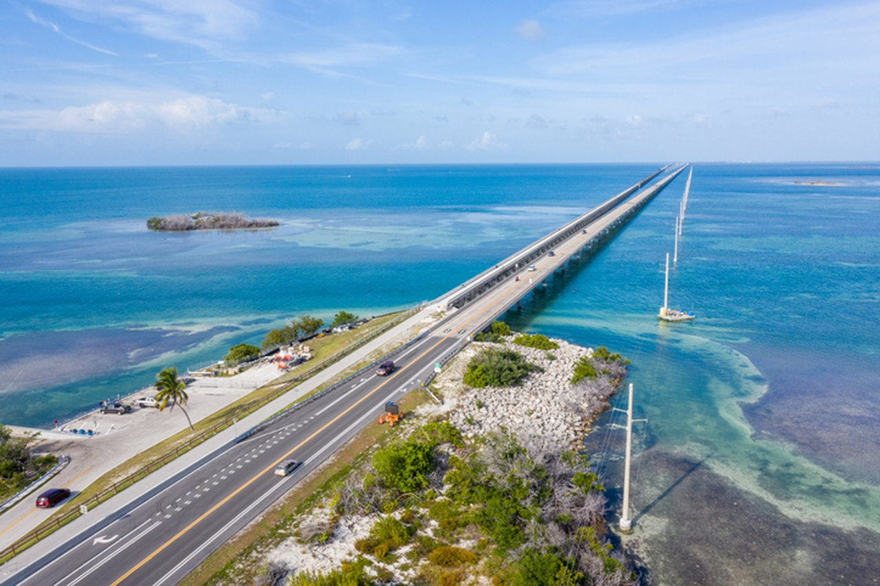 Take U.S. 1 Through Florida For An Incredible 545-Mile Scenic Adventure That Ends In Paradise