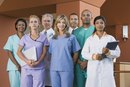 Salarios para las carreras del campo de la salud