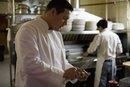 Salario por hora promedio de un cocinero de restaurante en EE.UU.
