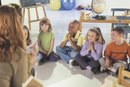 Listening Games for First Grade and Kindergarten Classes