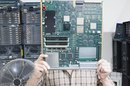 ¿Qué es la frecuencia externa de una CPU?
