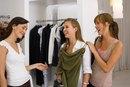 Cómo inaugurar una tienda de prendas de vestir para mujeres