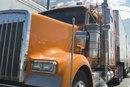 Becas para que los conductores de camiones puedan iniciar su propio negocio