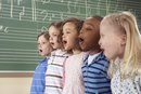 Elementary Music Class Activities for Substitute Teachers