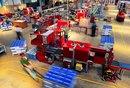 ¿Cuáles son las decisiones de capacidad de producción?