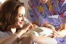 El salario de una enfermera de maternidad