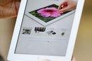 ¿Es fácil escribir cartas en el iPad?