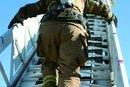 Los riesgos de ser un bombero
