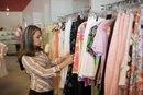 ¿Cuál serían los gastos de capital de una tienda de ropa?