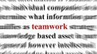 How do I Achieve Effective Teamwork?