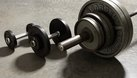 Home Training With Barbells and Dumbbells