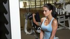 Weight Machine Exercises for Flabby Underarms