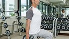 Male Workout for Tightening Up the Glutes