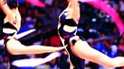 Different Formations of Rhythmic Gymnastics