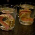 Sugerencias para las personas que usan dientes postizos por primera vez