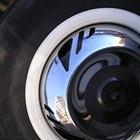 Cómo quitar pintura de los neumáticos