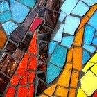 Cómo hacer tu propio mosaico de azulejos