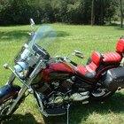 Cómo personalizar una motocicleta