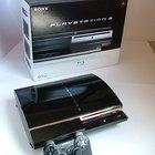 Solución de problemas con en control de la PS3