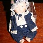 Cómo poner precio a muñecas antiguas