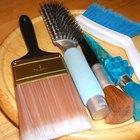 Cómo hacer un cepillo suave