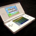 Cómo arreglar la pantalla superior de una Nintendo DS Lite