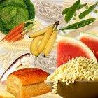Alimentos para reducir el reflujo