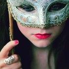 """Cómo hacer las máscaras """"Comedia y Tragedia"""""""