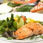 Los beneficios del pescado para un corazón saludable