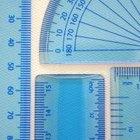 Cómo medir con las fracciones de una pulgada