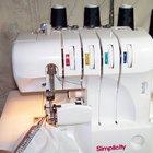 Cómo empezar a coser en una remalladora