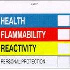 Cómo leer una etiqueta HMIS