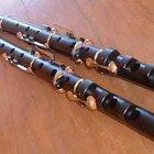 Cómo construir una flauta de madera