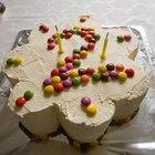 Comida de fiesta para un cumpleaños de preescolar sin pastel