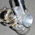 Cómo ajustar un carburador Tillotson