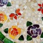 Cómo crear un mosaico con azulejos